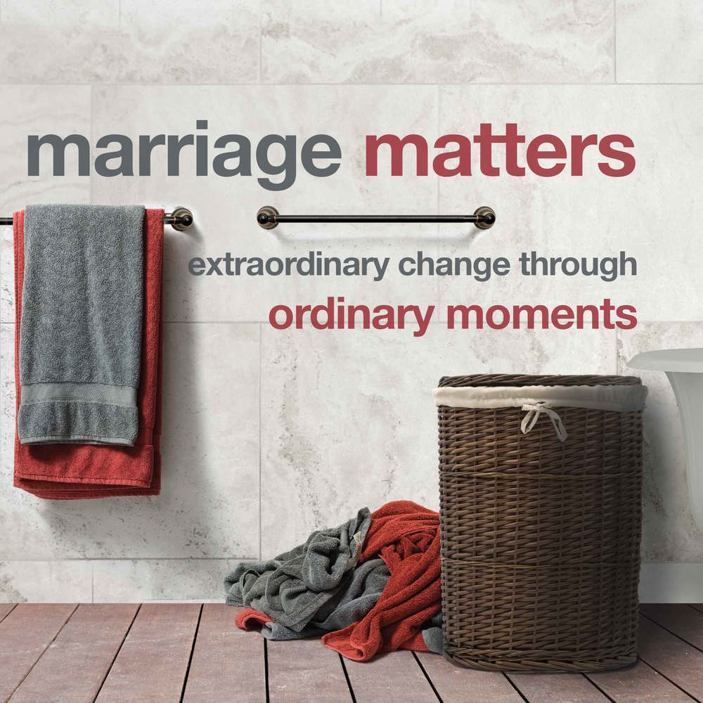 """Marriage Matters - We're reading """"Marriage Matters: Extraordinary Change through Ordinary Moments"""" by Winston T. Smith. Discussion and meal will take place each 1st Sunday in the Kids Theater room (following the second service). Contact Mark Grimmer for more information.Next Meeting: April 7th, 2019. Following Second Service in the Kids Theater""""The principles in this book will take your marriage to extraordinary places and lead you into a deeper relationship with an extraordinary God. Don't settle for an ordinary marriage, learn to live out God's extraordinary love in your most intimate relationship."""""""