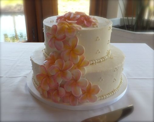 Variety of artisan crafted single or multi-tiered wedding cakes starting at $350. We also offer single tiered special occasion cakes for birthdays, anniversaries and showers. Prices vary based on guest attendance.