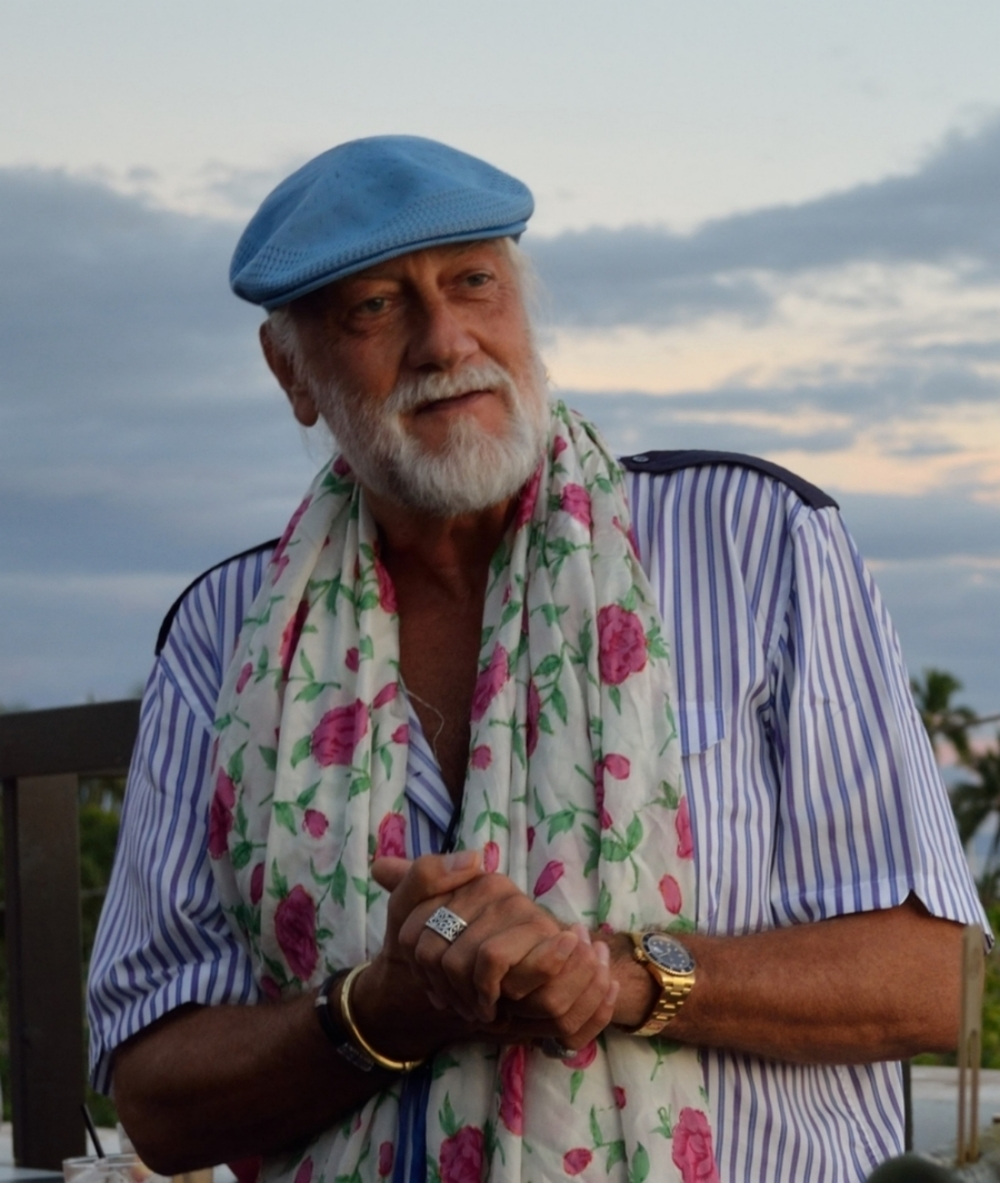 Only through Fleetwood's On Front St. can you obtain Mr. Mick Fleetwood to officiate your wedding or vow renewal ceremony. His personalized, humble approach will provide you and your loved ones with a cherished memory on your special day. And, as an ordained officiant he will witness your vows and sign your marriage license... not everyone can say they have a marriage license autographed by Mick Fleetwood! Booking dependent on Mick's availability. Advanced inquiry required.