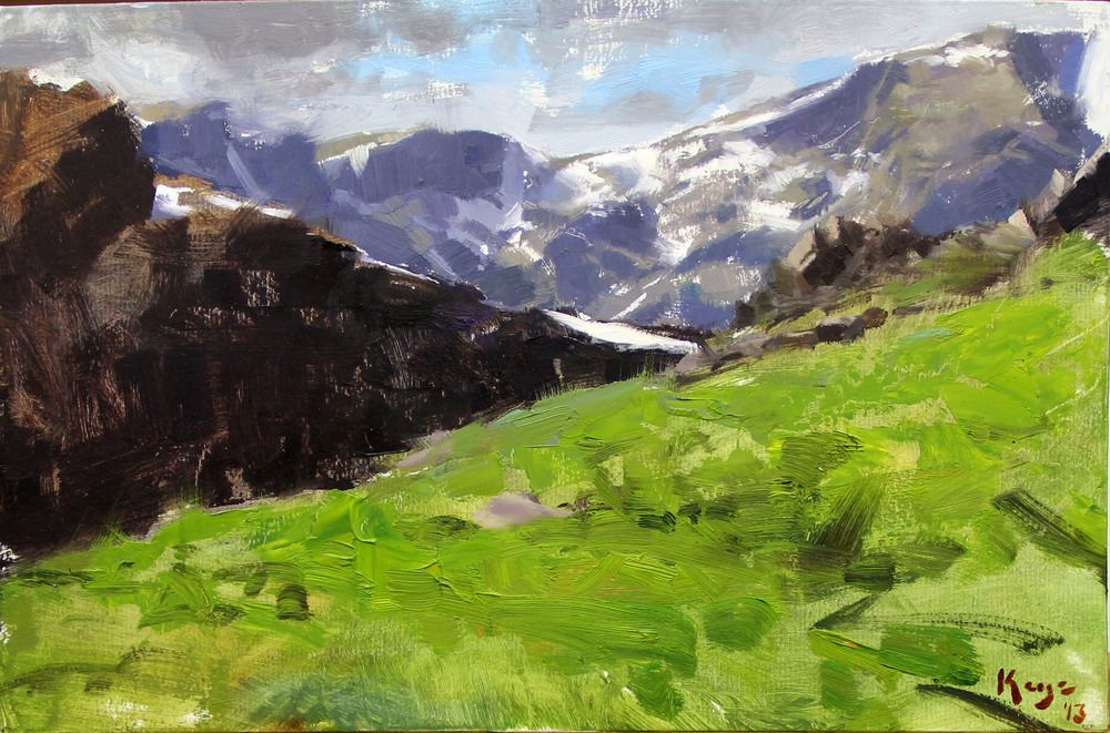 Beartooth Pass Study