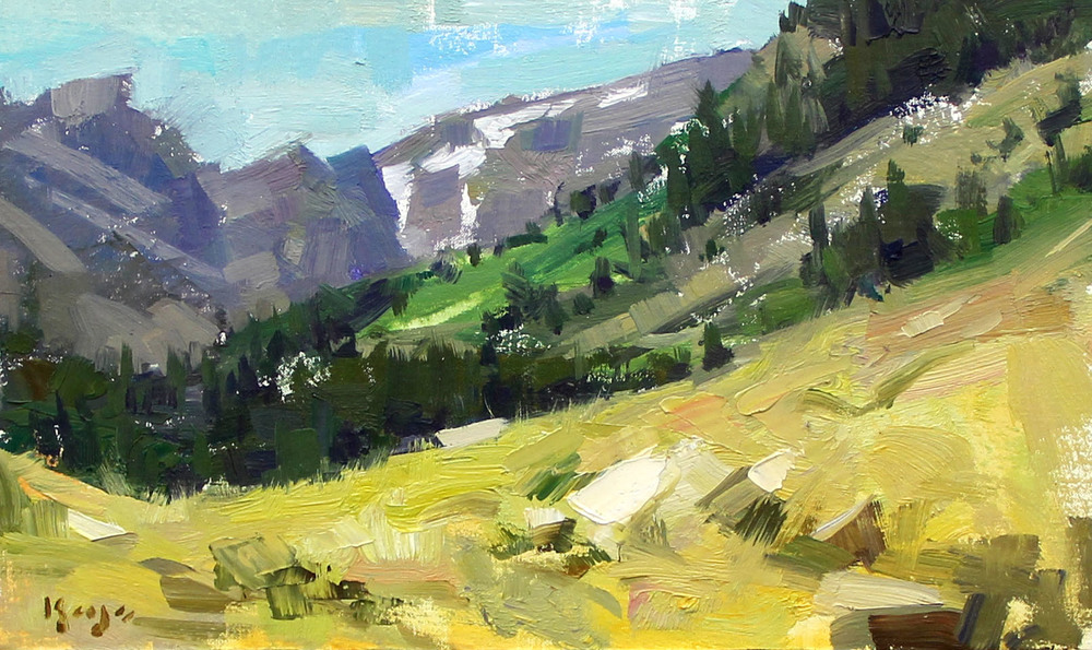 Main Fork Canyon Study