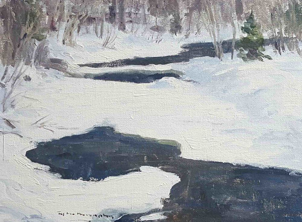 Red Lodge Creek Study 9x12.jpg
