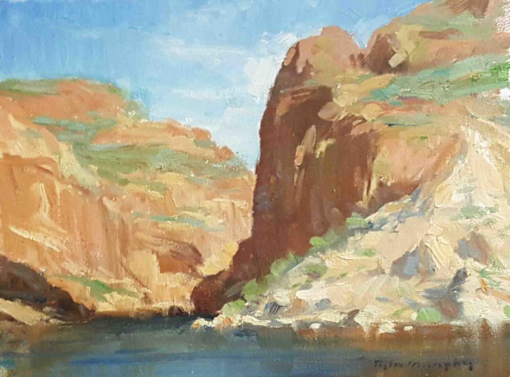 Canyon Lake 9x12.jpg