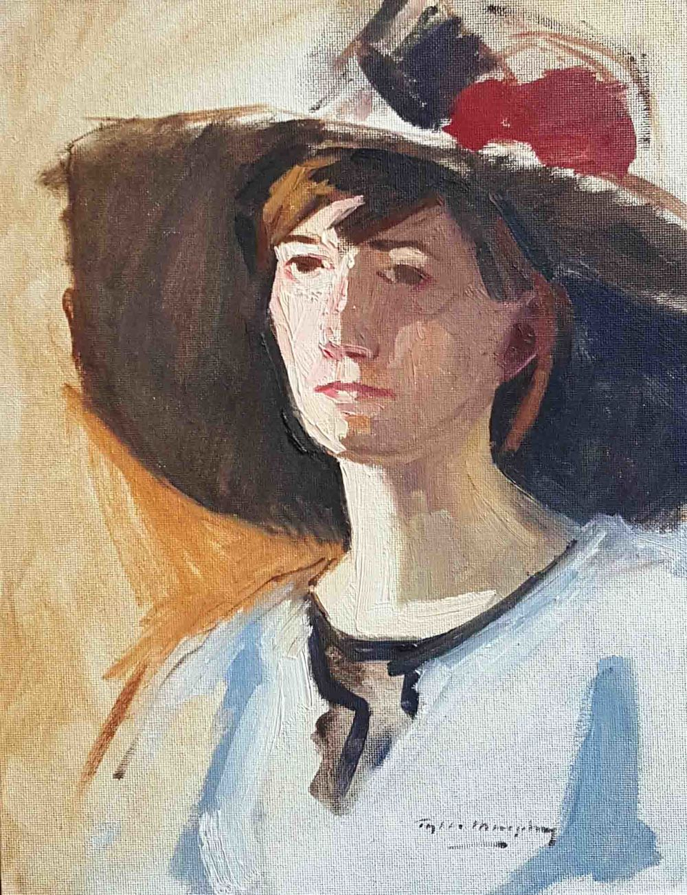 Girl with Hat 11x14.jpg