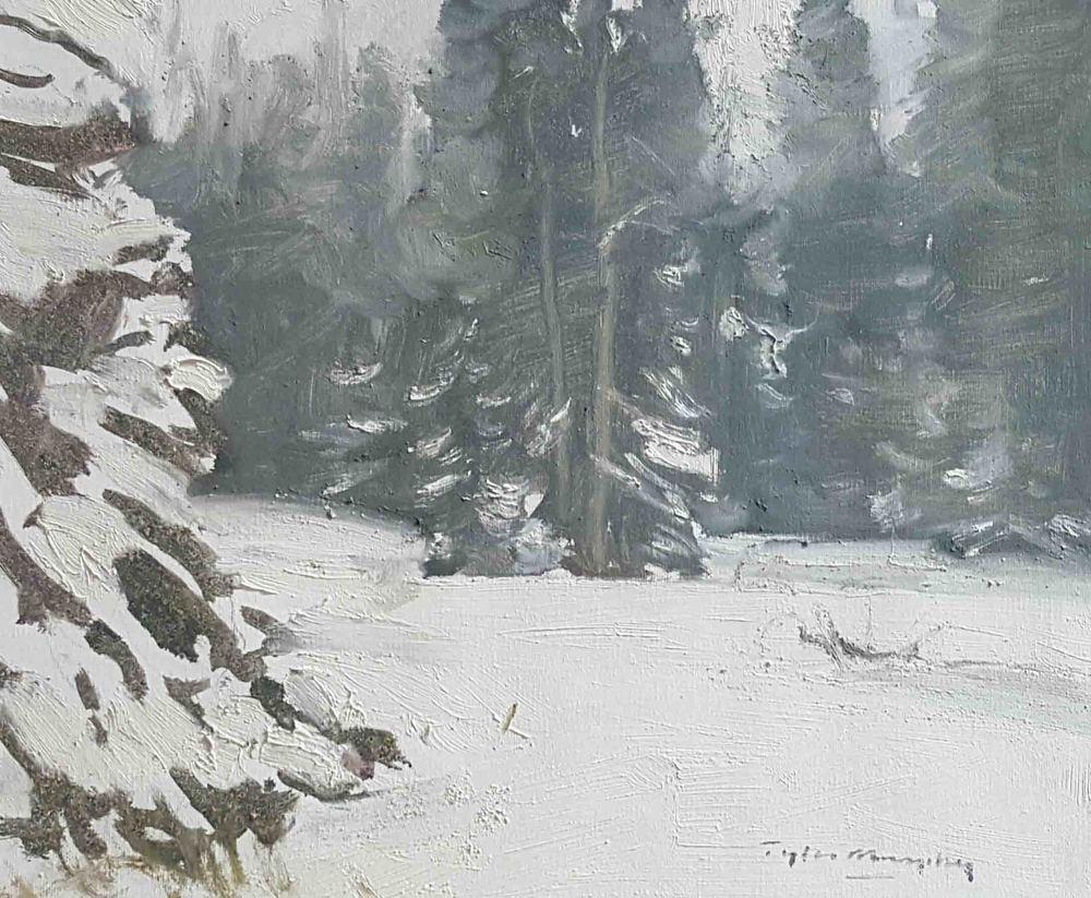 Snowy Study 9x12.jpg