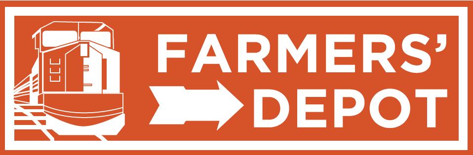 New Tupelo Farmers' Depot logo.