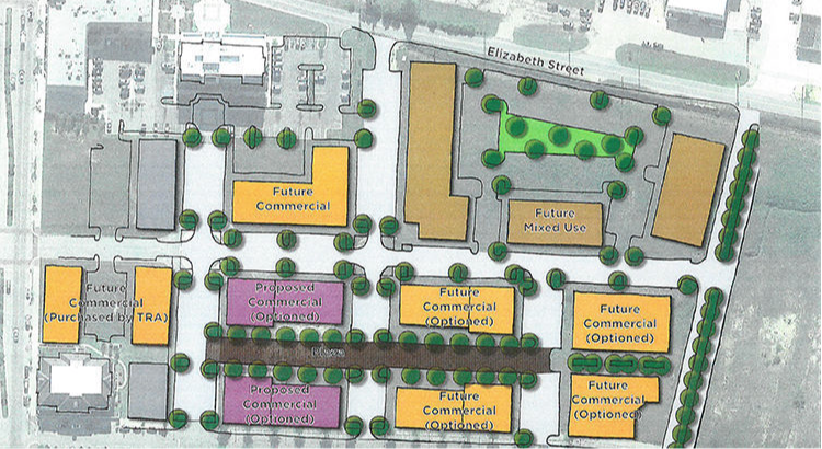 Proposed Plan for Fairpark Redevelopment