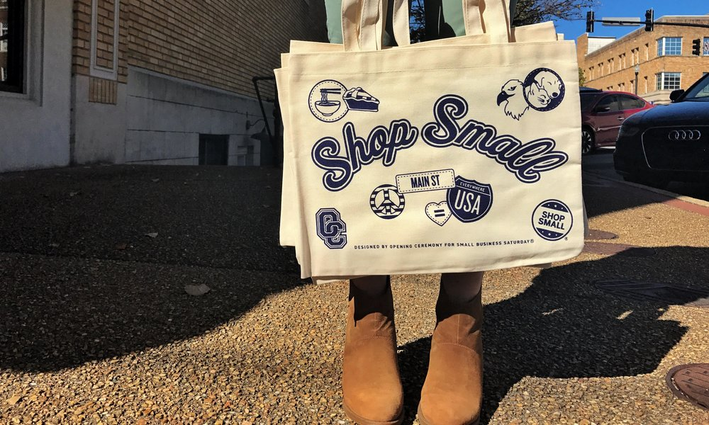SHOP SMALL SATURDAY -