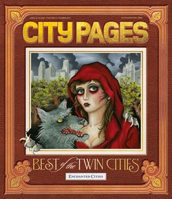 Voted Best of City Pages 2012.