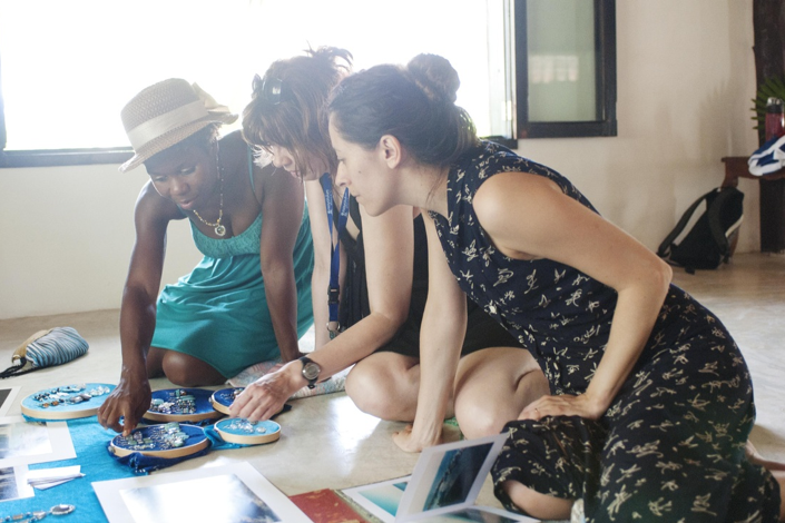 guylene solon, a photographer, jewelry artist and budding film maker living in tulum, shows us her work.