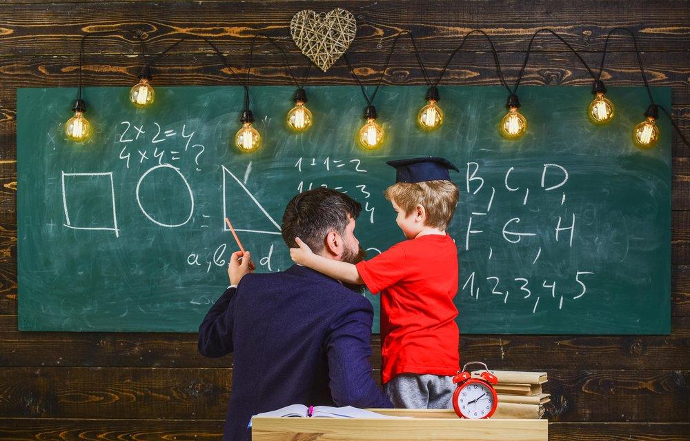 A Big Apple for the Teacher - September 2018