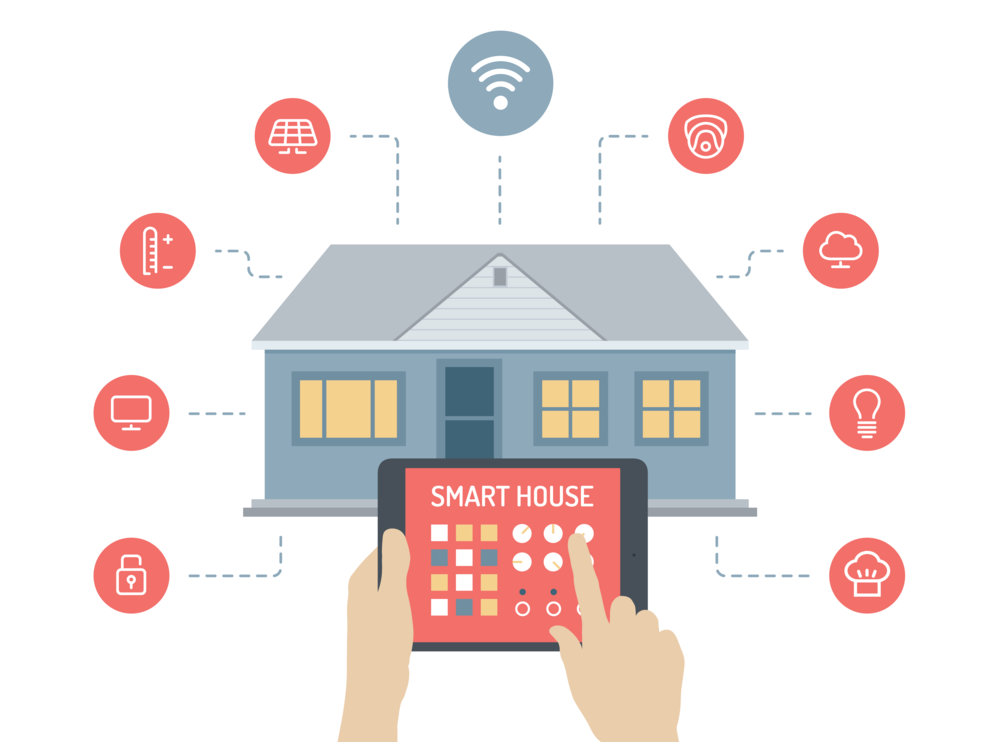 You're Invited - We would like to invite you over to our house in Park Slope on October 9th at 6.30pm to share with you hands-on how to create and run a smart home.