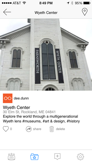 Wyeth Center, 30 Elm St, Rockland, ME