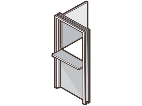 Information/Door Handing — Affordable Hollow Metal