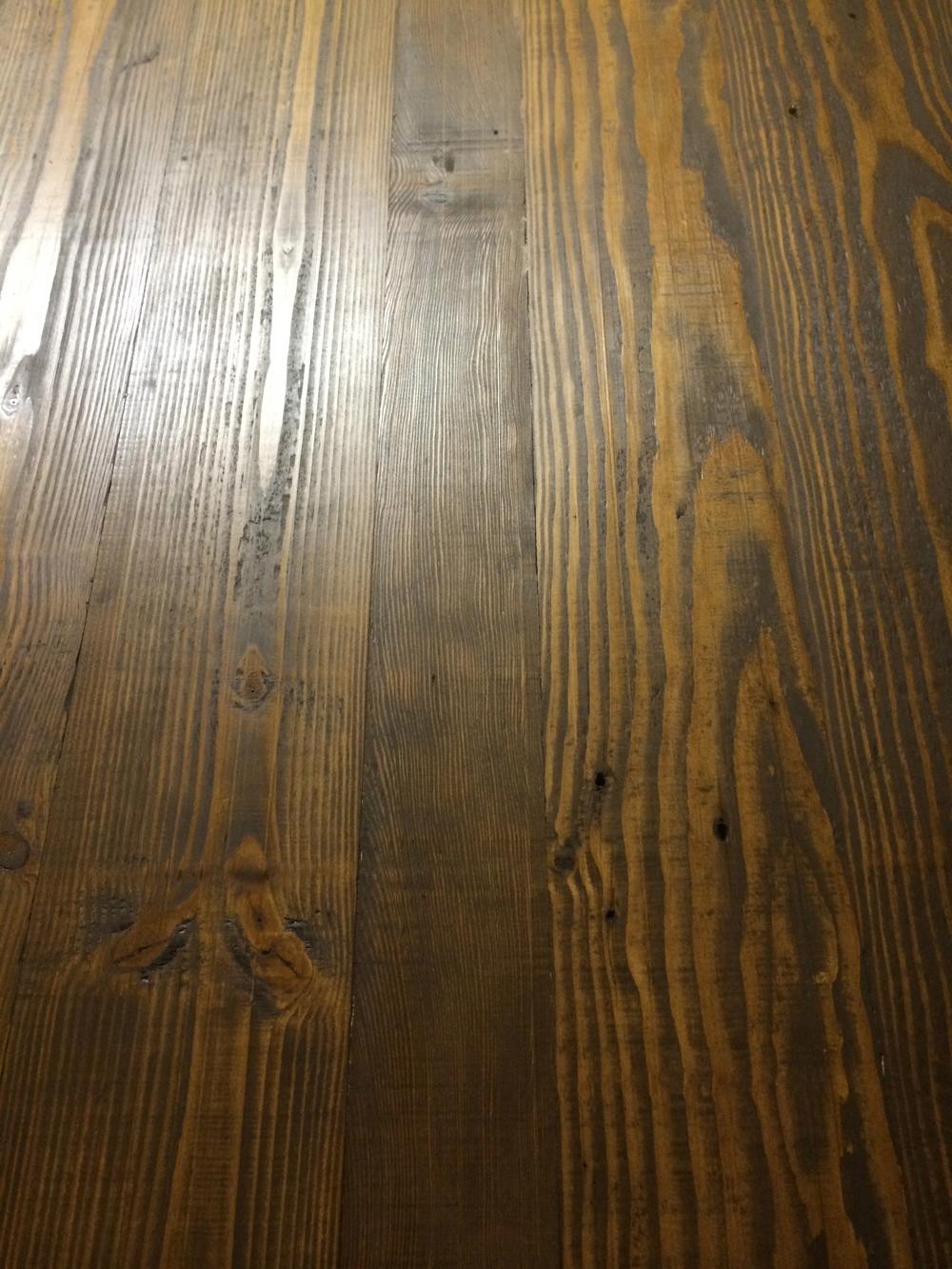 Stumptown reclaimed for Reclaimed flooring portland