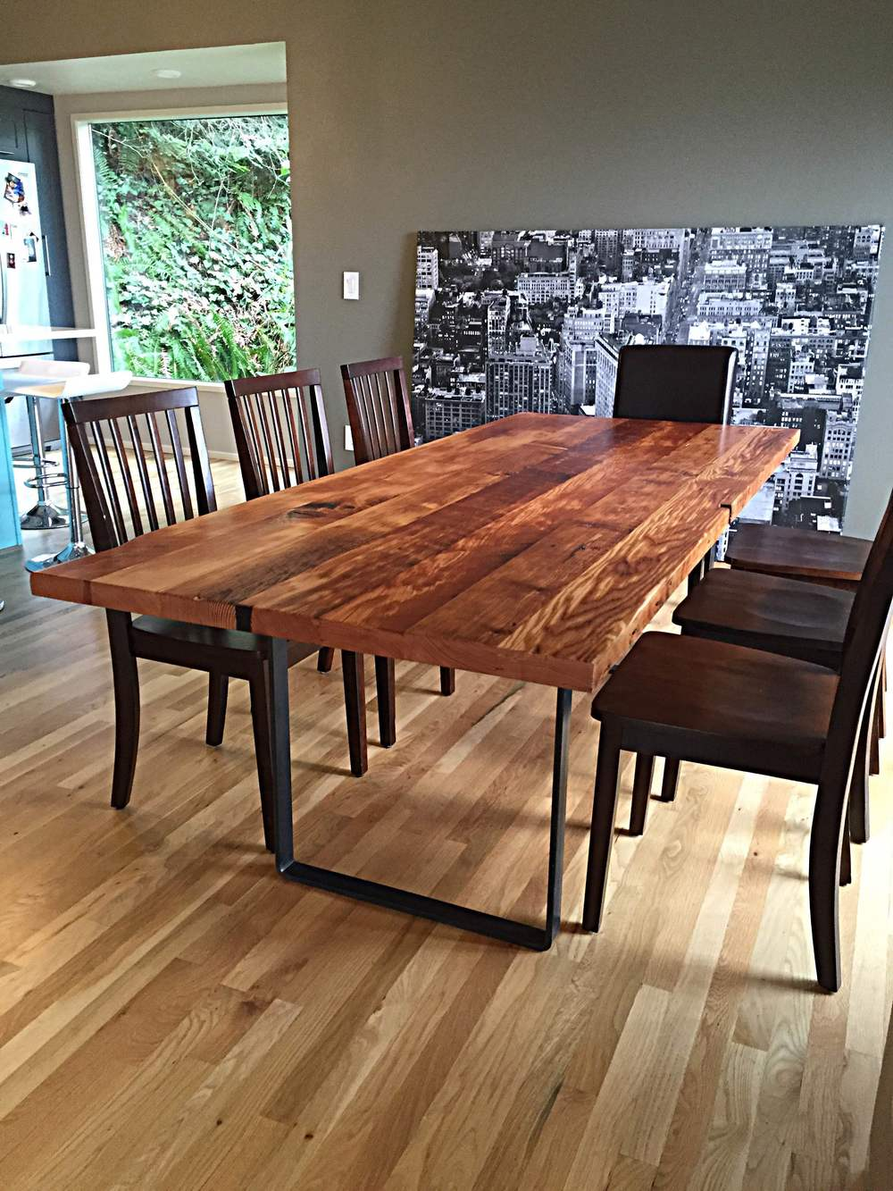 Stumptown Reclaimed | Reclaimed Wood Furniture