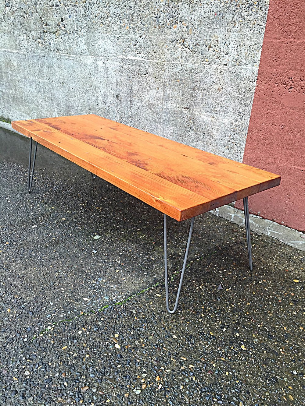 Burnside Reclaimed Douglas Fir Coffee Table