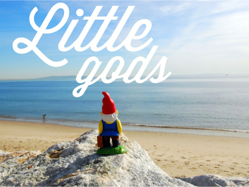 LITTLE GODS   5 week series to help your students better understand the 1st & 2nd commandments