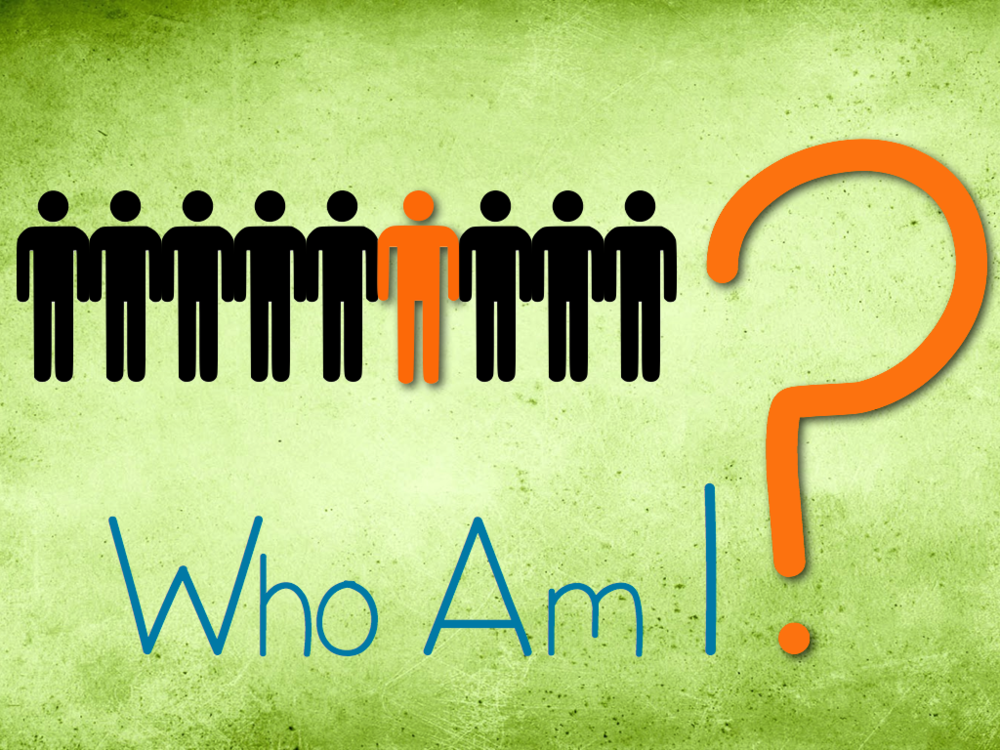 WHO AM I?   6 week series to teach your students to find their identity in Jesus Christ