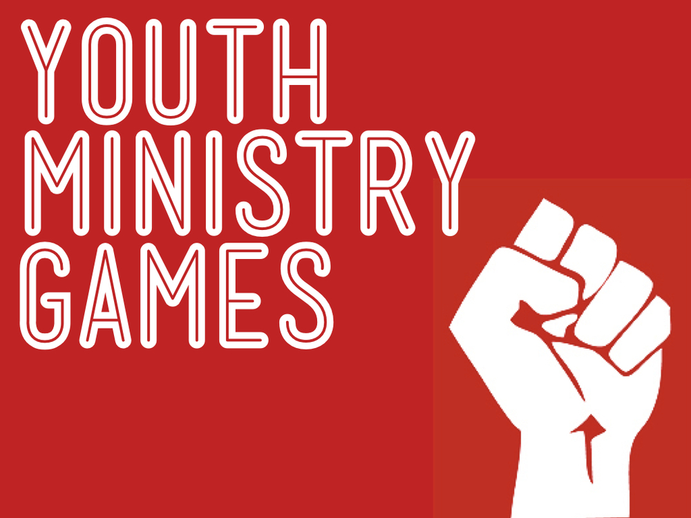 YOUTH MINISTRY GAMES By David Baker
