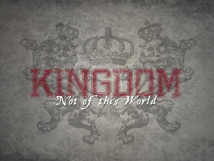 Kingdom   3 week series that will teach your students about life in God's kingdom