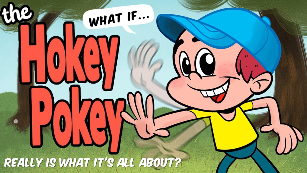 HOKEY POKEY SERIES   3 WEEK SERIES THAT WILL GET YOUR STUDENTS DANCING ABOUT FAITH, COMMITMENT, CHANGE