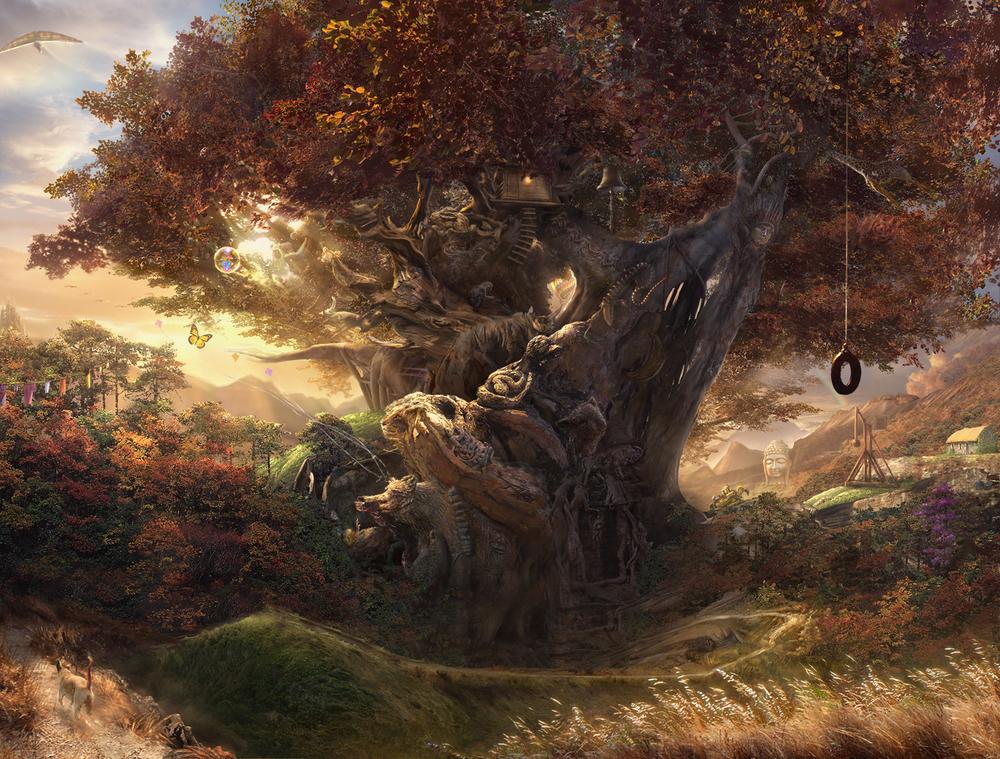 Fablewood Tree