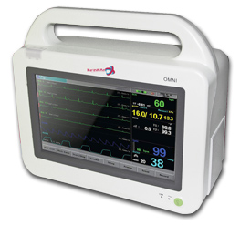 The Omni vital sign monitor from Infinium
