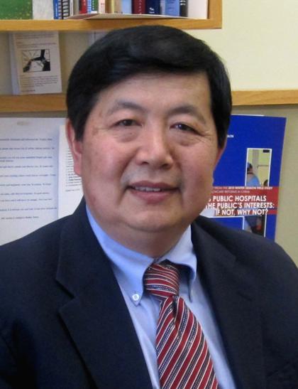 Dr. Yuanli Liu