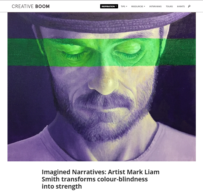 Feature in Creative Boom