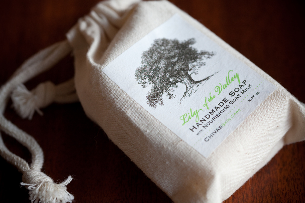 Wedding Favors, Ojai Valley Inn and Spa