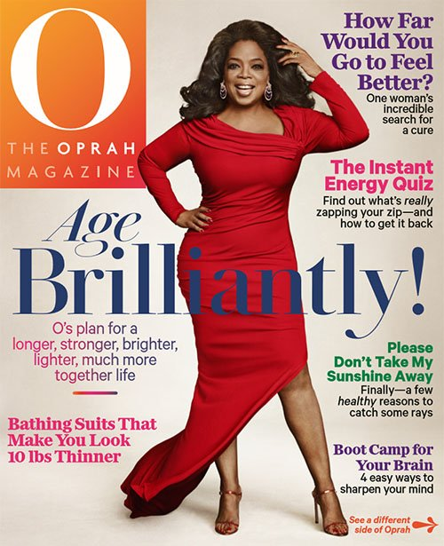 O, The Oprah Magazine, June 2014