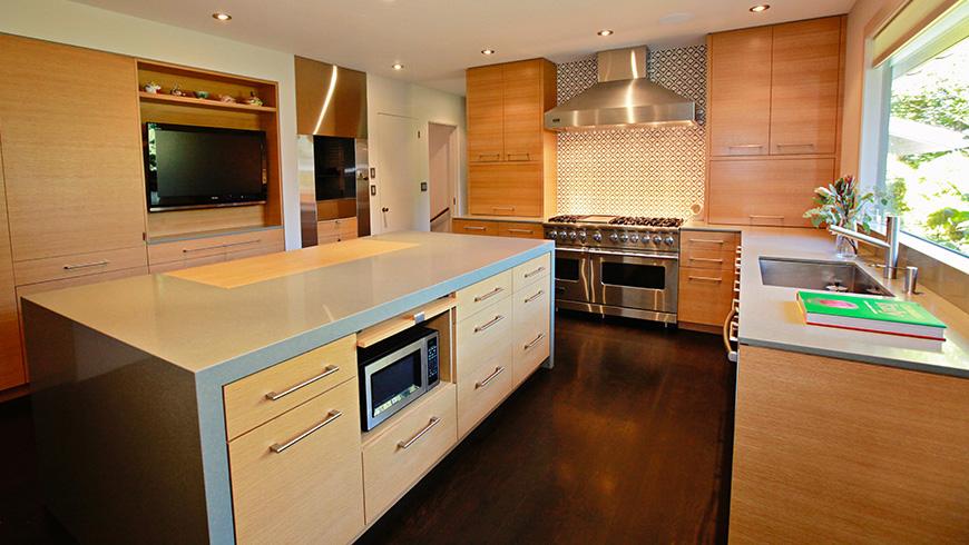 Evans Kitchen — Gusto Design Studio