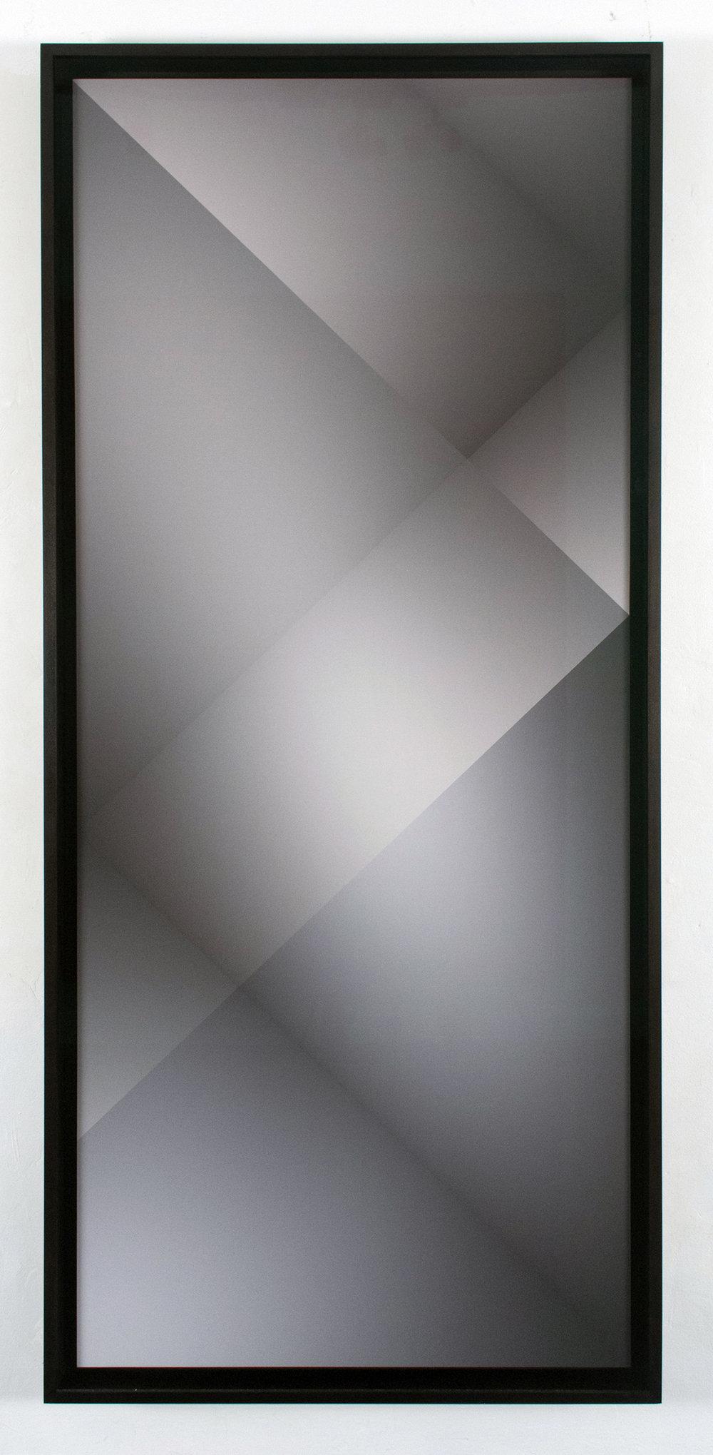 """Craig Kalpakjian Untitled (3000º K / 4250º K) [after Josef Albers], 2011-2014 Edition (2 of 3), 36"""" X36"""" (91 x 91cm)"""