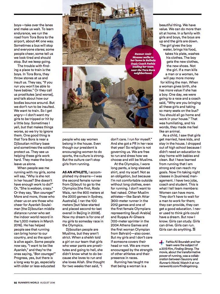 Diana Zeyneb Alhindawi_Runners World_Djibouti_Aug 2016_pg 92.jpg