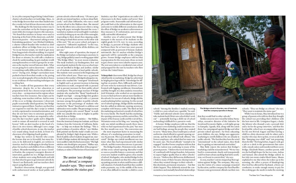 Diana Zeyneb Alhindawi_2017_07_02_New York Times Magazine_page 46 47_bridge education africa s.jpg