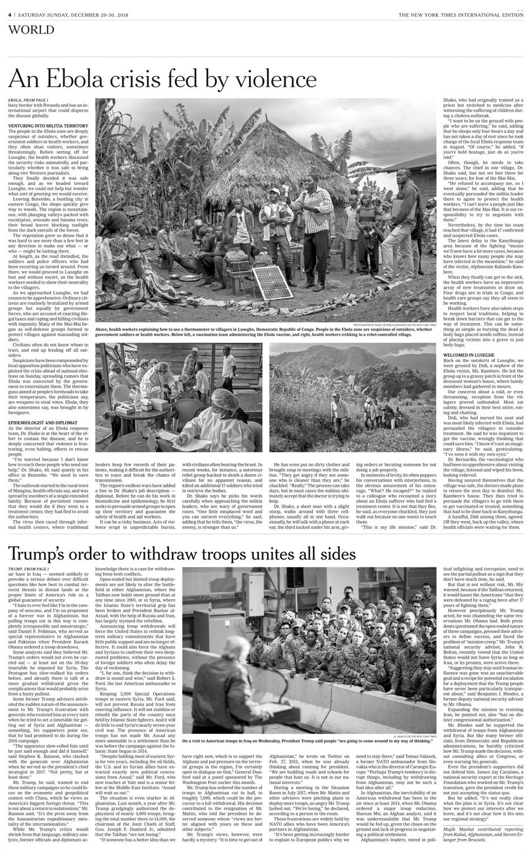 Diana Zeyneb Alhindawi_2018_12_29_New York Times international edition_page A4_ebola congo drc_lower res.jpg
