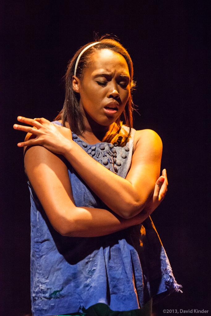 Tayler Harris as Lissa inOrange