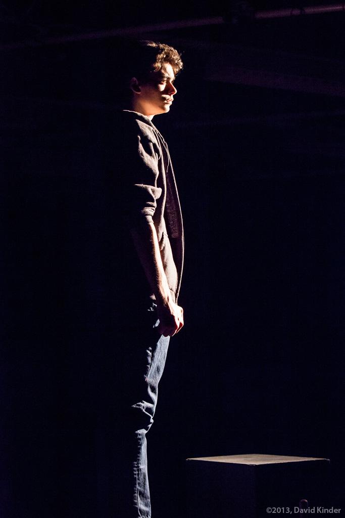Daniel Crumrine as Ben inInterview