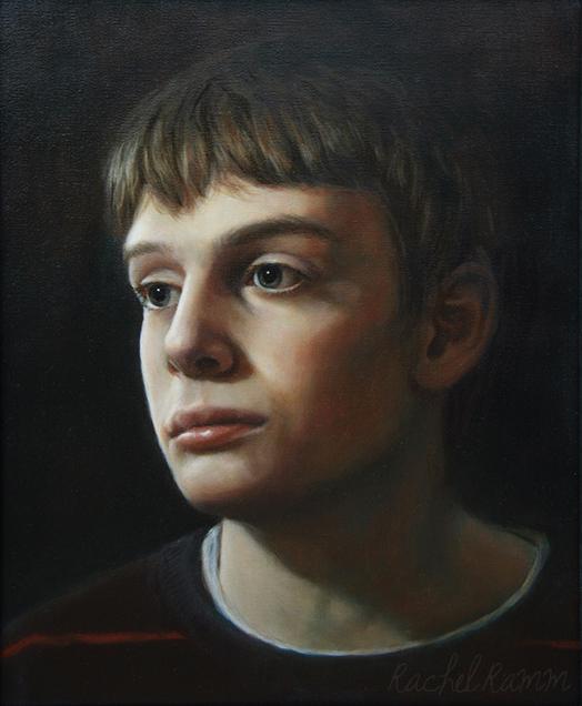 Portrait of Lake