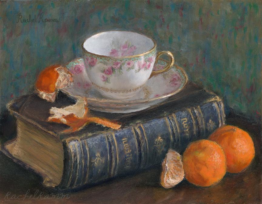 Tea & Oranges