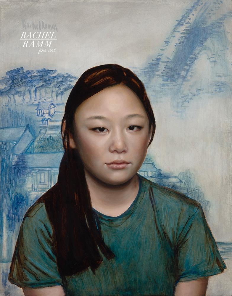 Portrait of Jackie