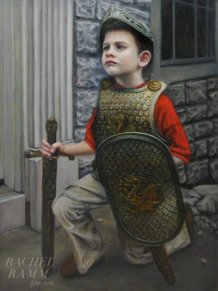Garrison the Knight