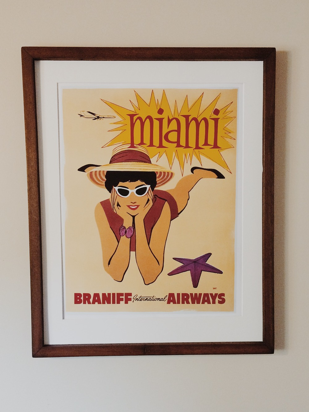 Miami — Big River Picture Framing | Custom Raw Timber & Recycled ...
