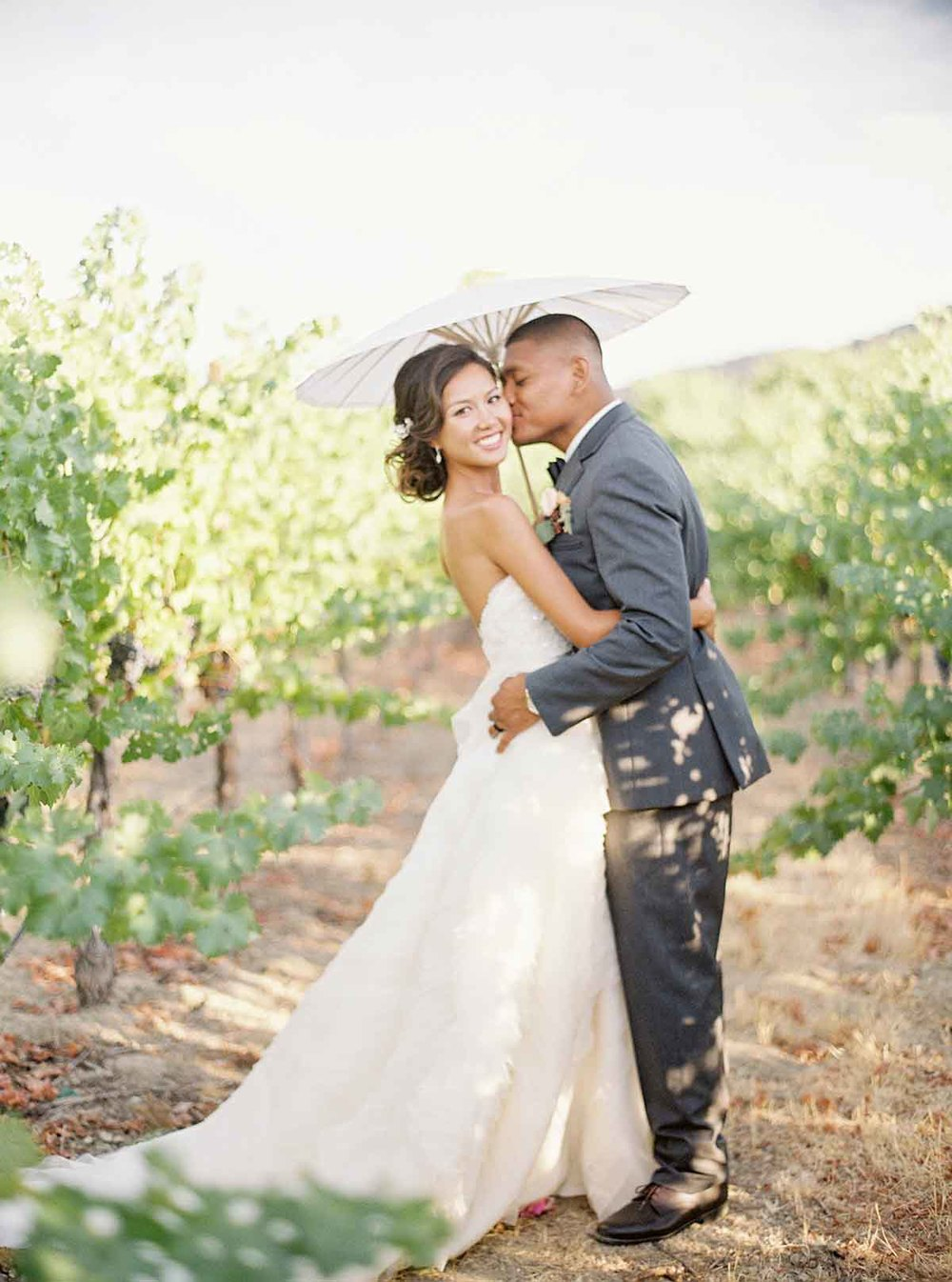 ClosLaChancewinerywedding