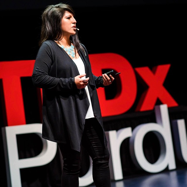 Official pictures from the @tedxpurdueu event have surfaced! Can't wait for the video of @lexihiland speaking about our film in her talk: How To Produce Original Work.👏🏼 #Colombia #Vscocam #Tedtalks @ted @tedxevents @tedtalk