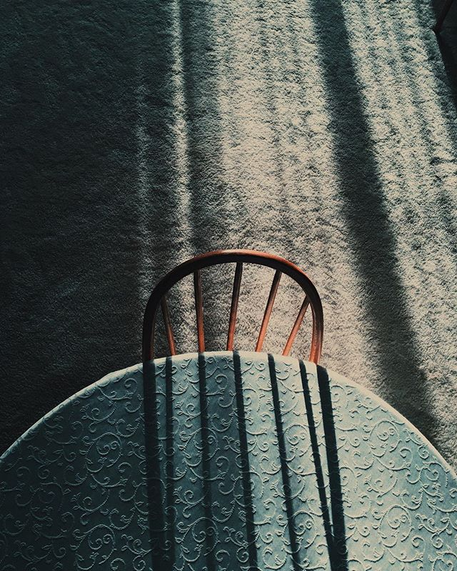 Table for one. Plz ☝️ #light #shadows #filmmaking #cinematography