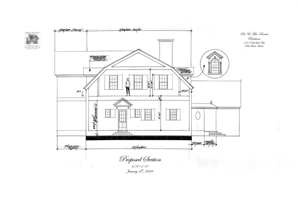 Dennis Residence-  Section.jpg