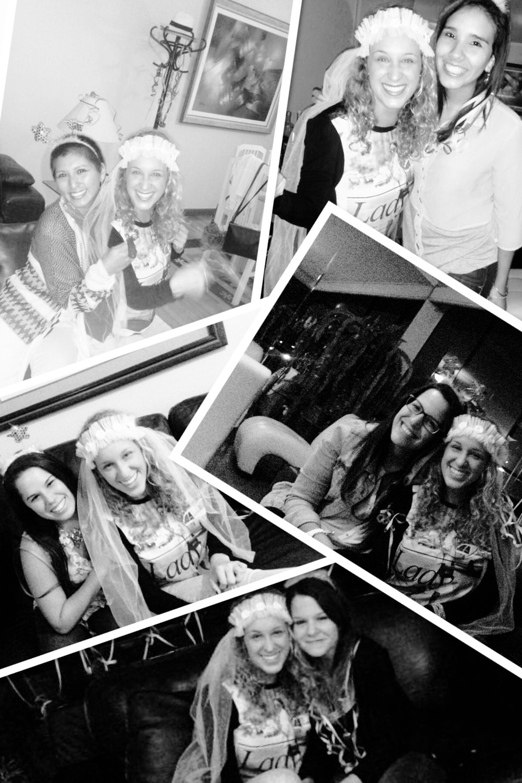 Sushi, Sandri, Deby, Pame y Kathy!