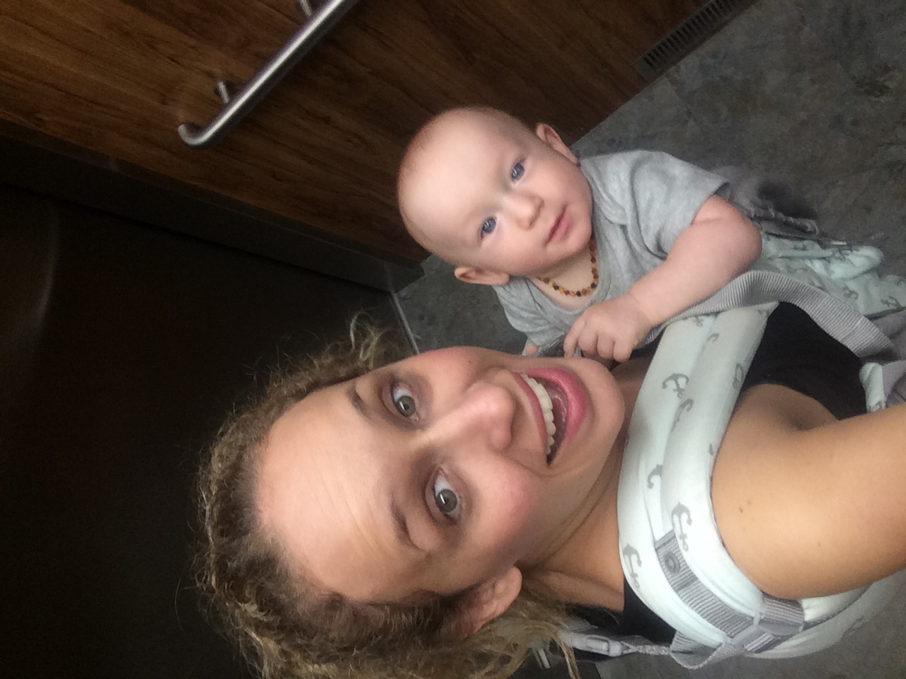 Iker de 10 meses :D